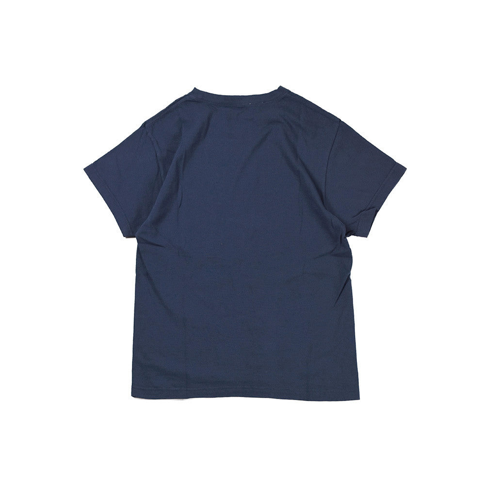 May club -【Addict Clothes】AD-CSP-02 ADVM POCKET TEE - NAVY