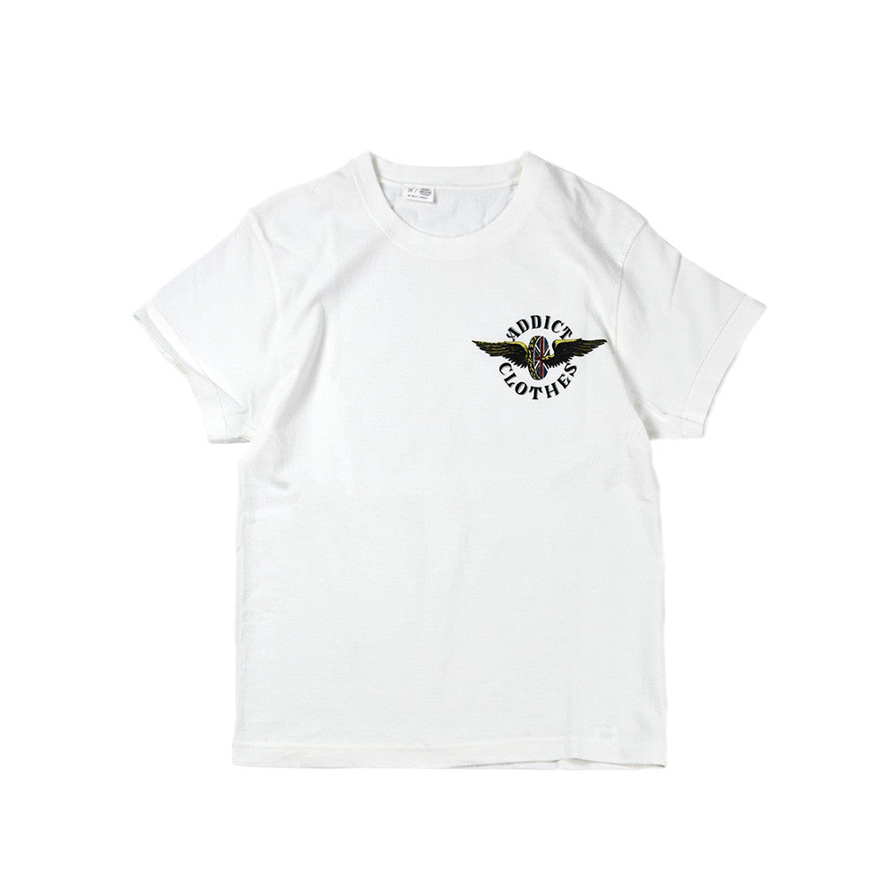 May club -【Addict Clothes】AD-CSP-01 FLY WHEEL TEE