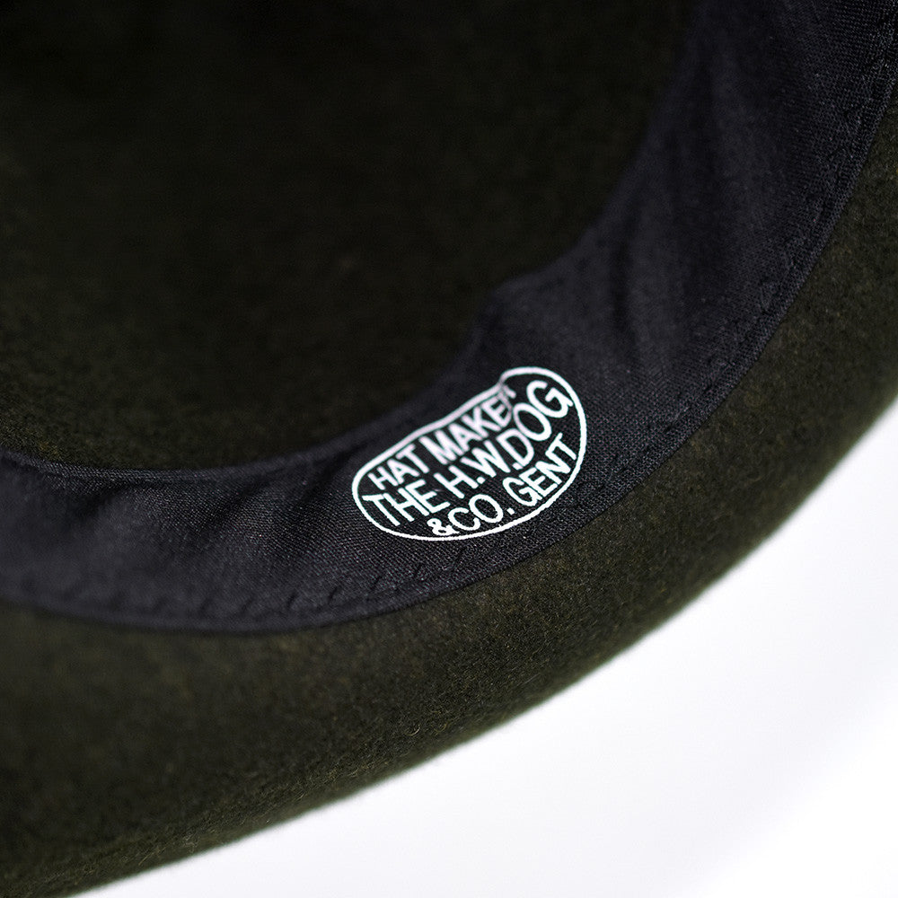 May club -【WESTRIDE】BOHEMIAN HAT - OLIVE