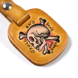May club -【GDW Studio】Key Chain - Skull and bone
