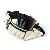 May club -【WESTRIDE】RIDING WAIST BAG LTD - WHT x BLK