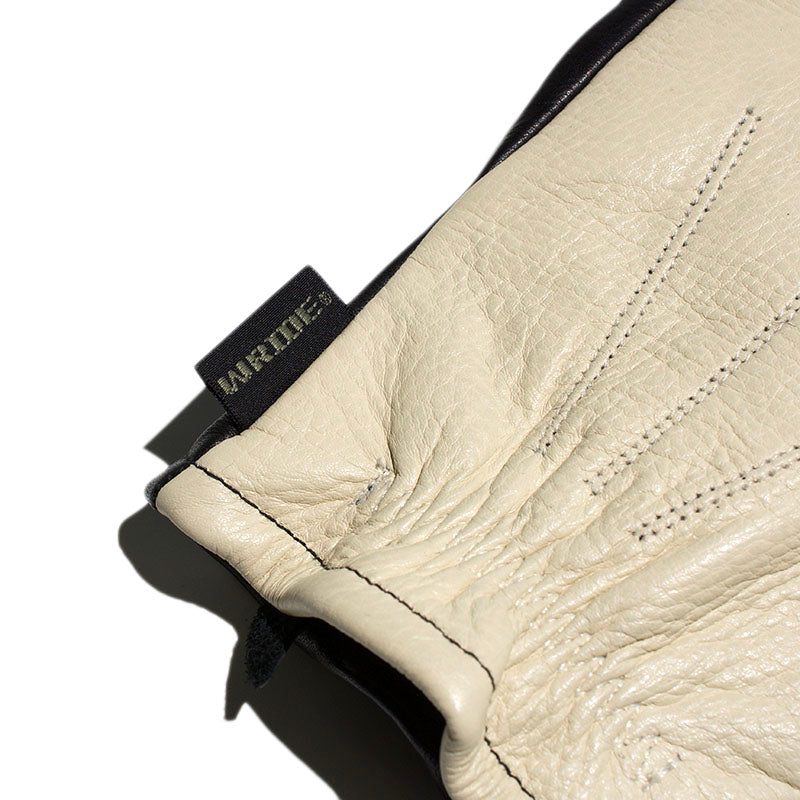 May club -【WESTRIDE】SOLID REGULAR GLOVE - CREAM