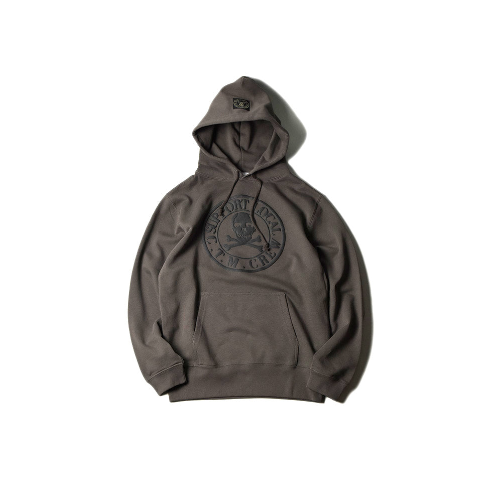 May club -【May club】CxTxM CREW HOODIE - CHARCOAL