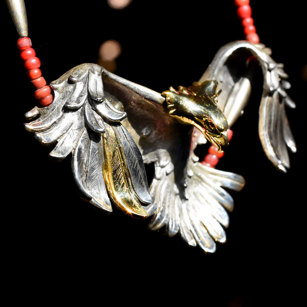 May club -【May club】MAY CLUB ORIGINAL HUNTING EAGLE - 18K WING