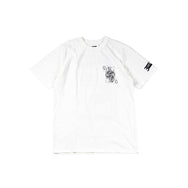 "May club -【WESTRIDE】""WR. GIRLS "" TEE - WHITE"