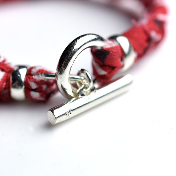 May club -【SunKu】BANDANA BRACELET - RED