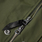 May club -【WESTRIDE】CYCLE WINDBREAKER - OLIVE