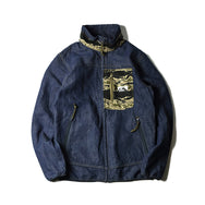 May club -【WESTRIDE】CYCLE RETRO JACKET - CAMO