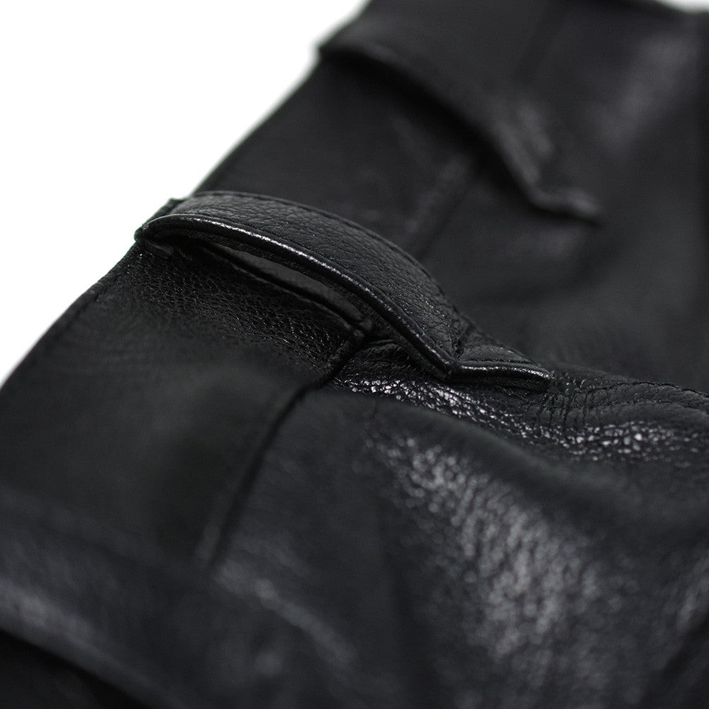 May club -【WESTRIDE】COMFORMAX PADD PANTS - GOAT SKIN