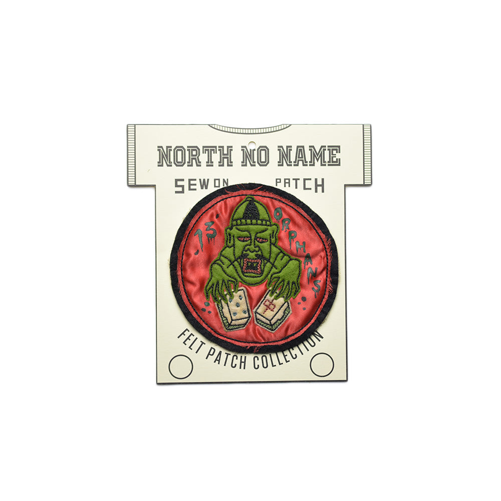 May club -【North No Name】PATCH - 13 ORPHANS