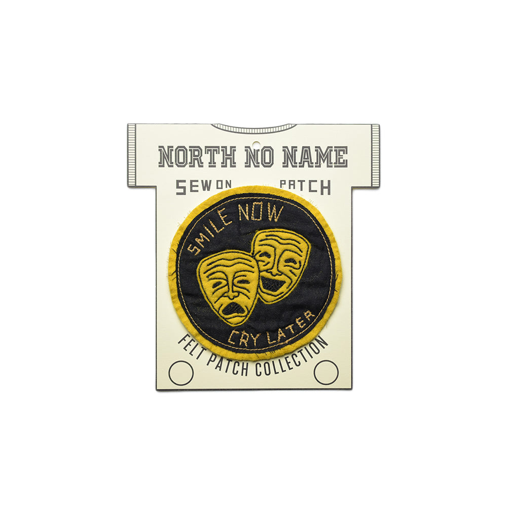 May club -【North No Name】PATCH - SMILE NOW / CRY LATER