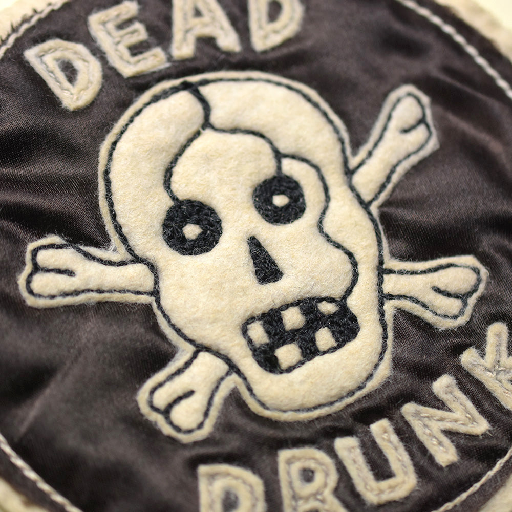 May club -【North No Name】PATCH - DEAD DRUNK