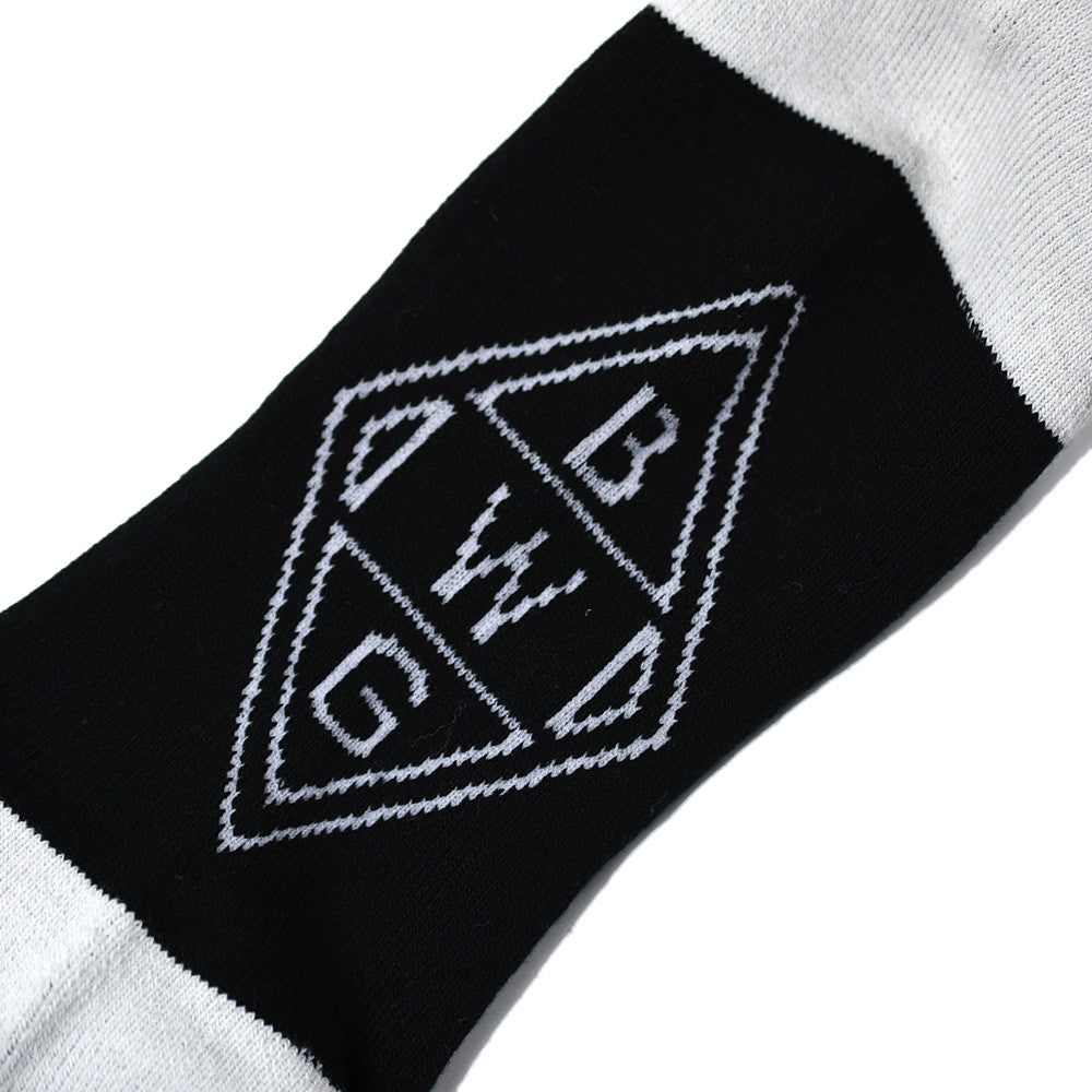 May club -【B.W.G JAPAN】B.W.G HI SOCKS SET