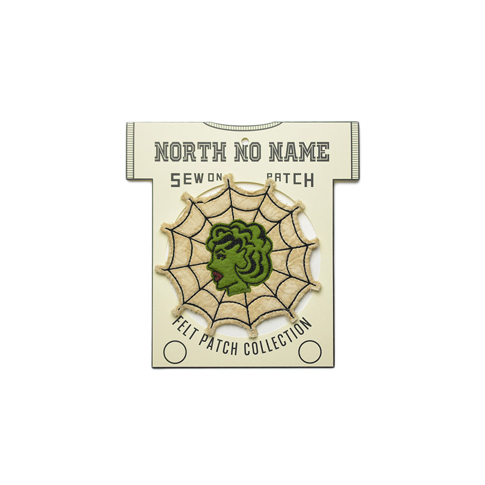 May club -【North No Name】PATCH - SPIDER WEB