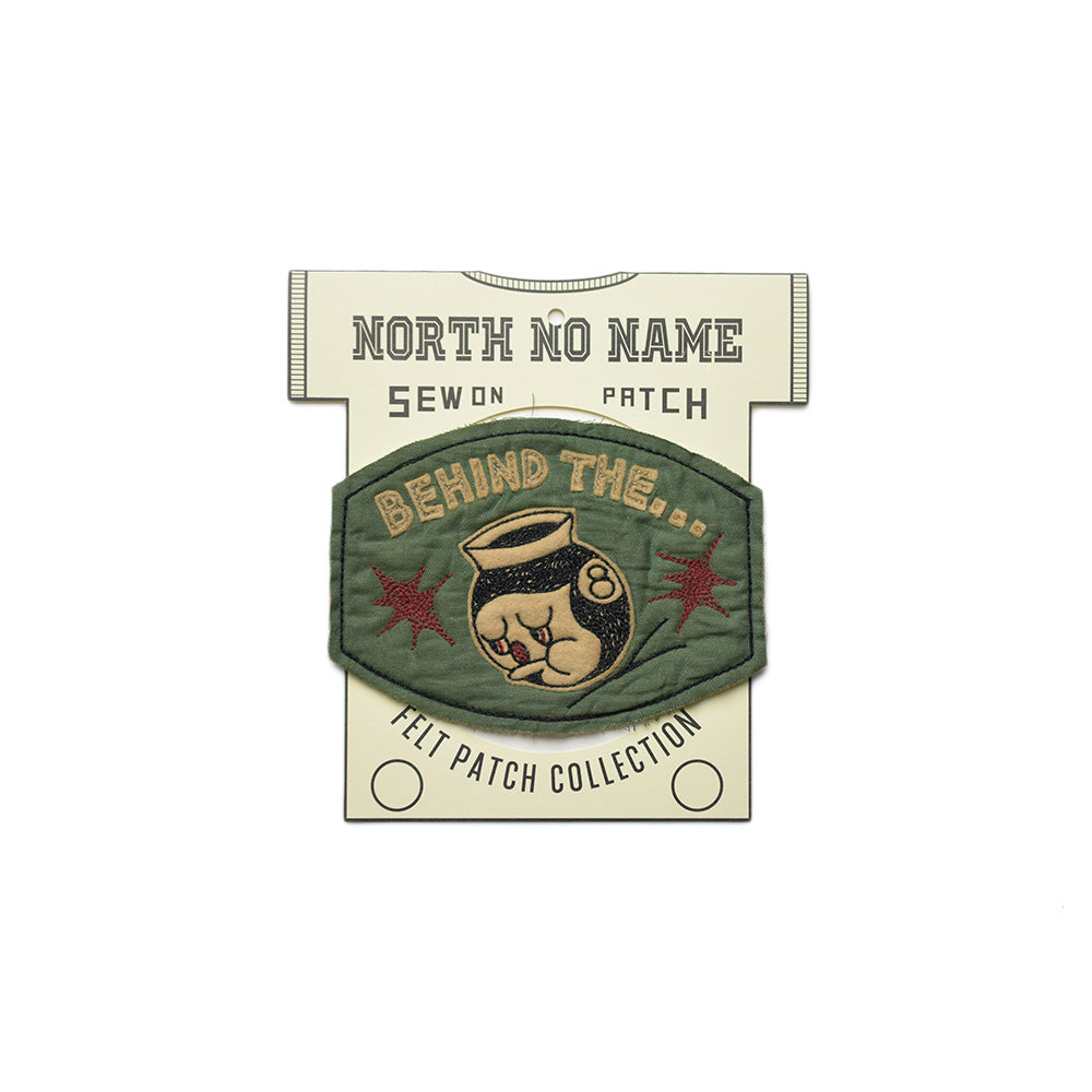 May club -【North No Name】PATCH - BEHIND THE