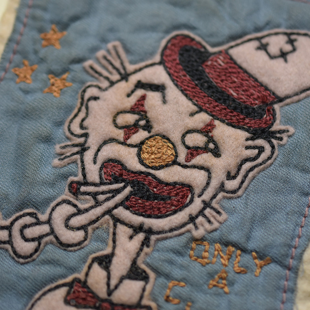 May club -【North No Name】PATCH - ONLY A CLOWN