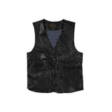 May club -【THE HIGHEST END】Leather Vest
