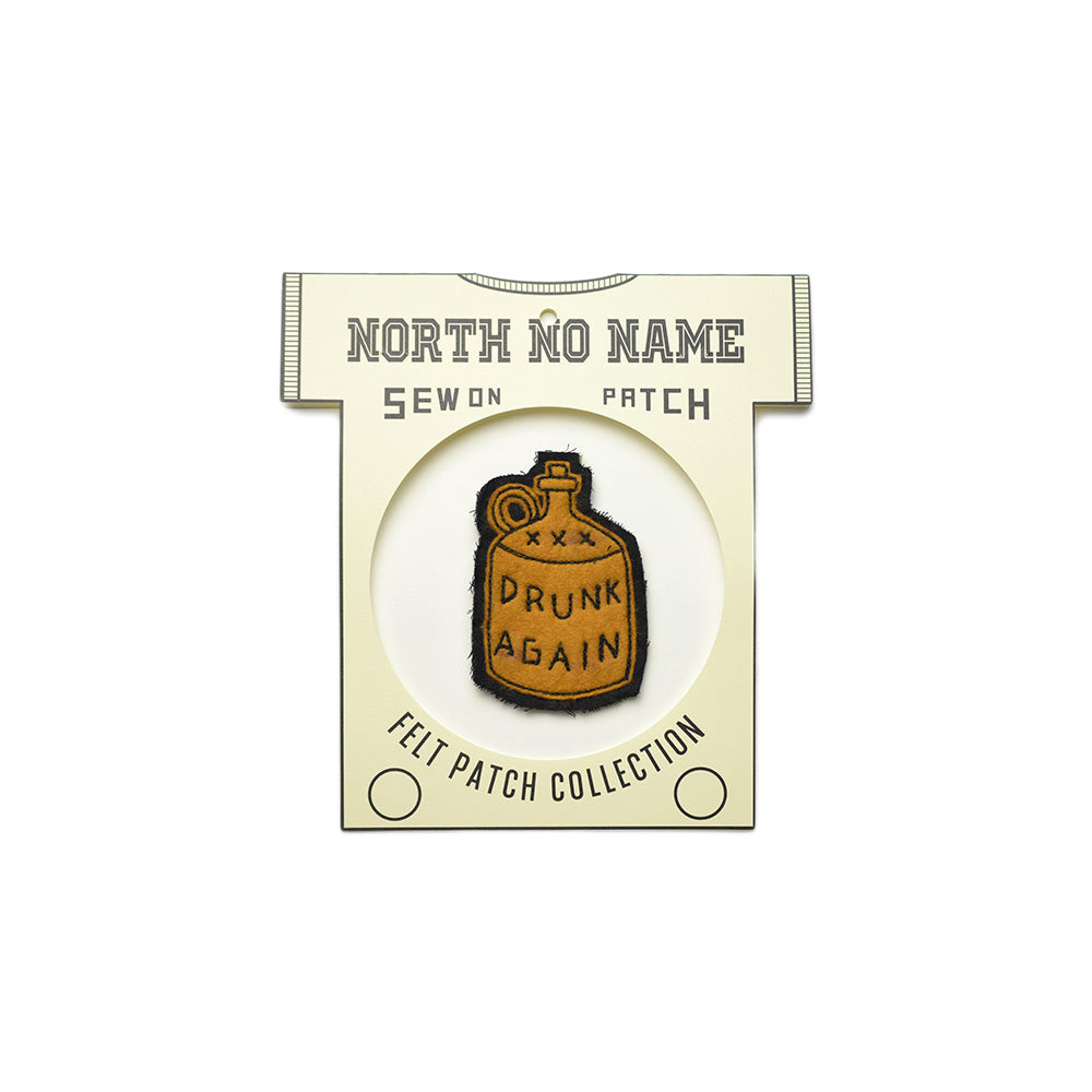 May club -【North No Name】PATCH - DRUNK AGAIN
