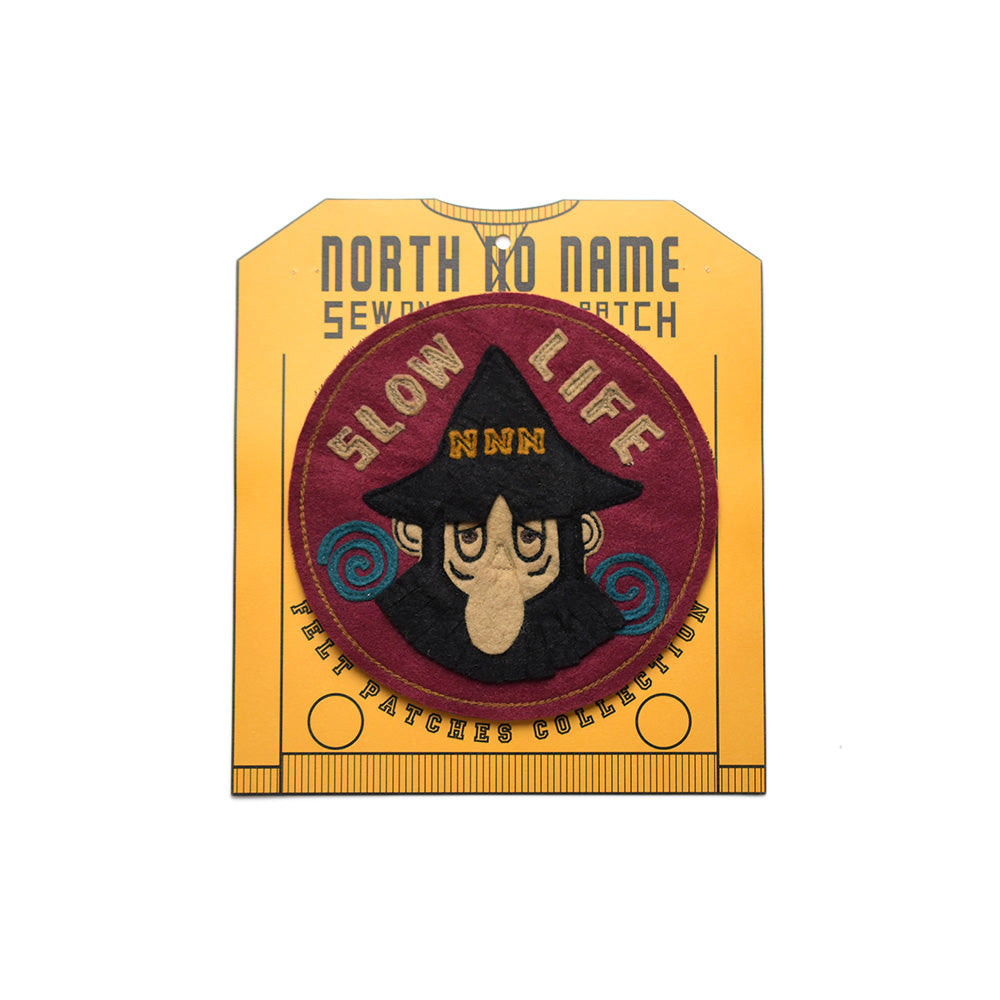 May club -【North No Name】PATCH - SLOW LIFE