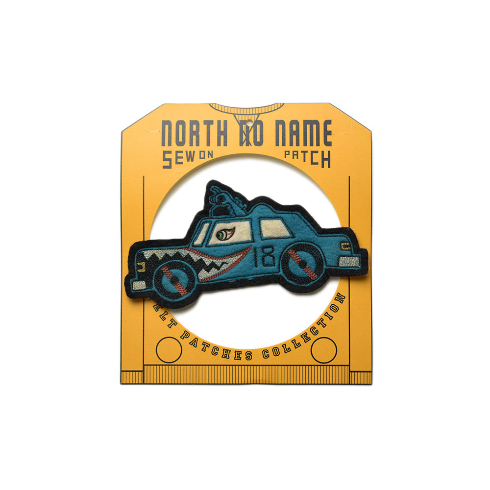May club -【North No Name】PATCH - 18 CAR