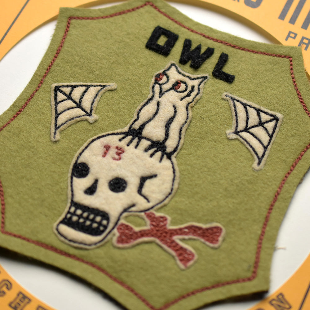 May club -【North No Name】PATCH - OWL