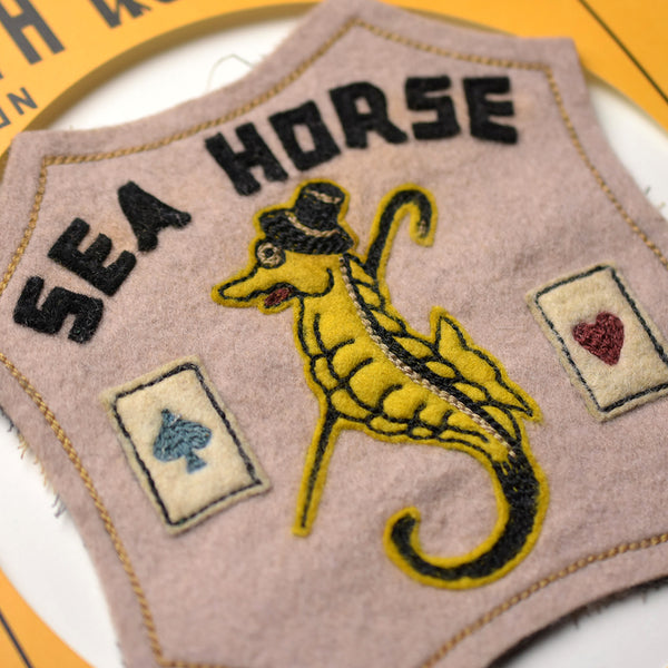 PATCH - SEA HORSE