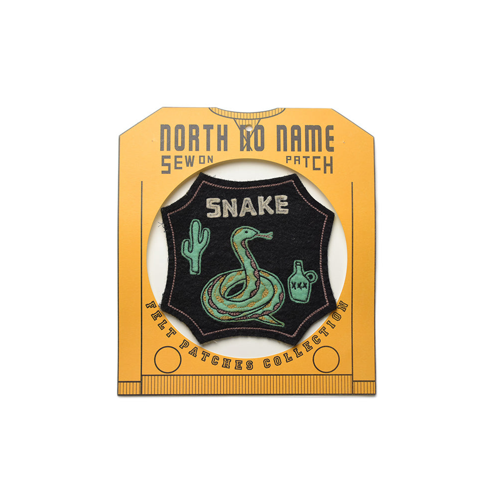 May club -【North No Name】PATCH - SNAKE