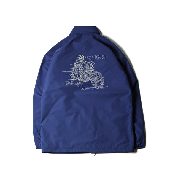 May club -【May club】MAY CLUB x WEST RIDE x C.T.M 三方聯名 CYCLE WINDBREAKER - NAVY