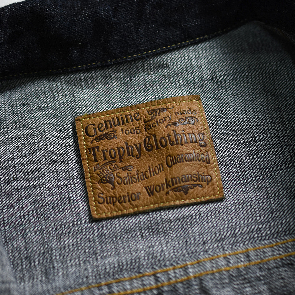 May club -【Trophy Clothing】2605 DENIM JACKET