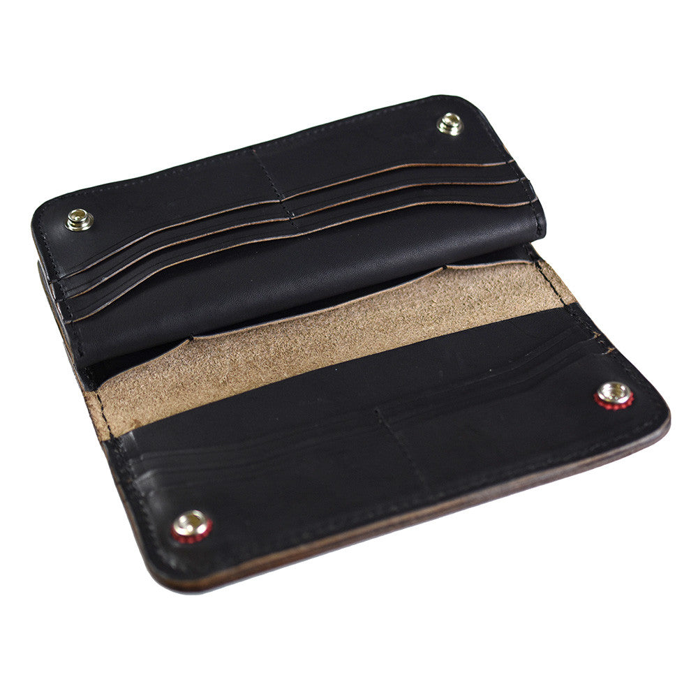 May club -【WESTRIDE】ORIGINAL LONG WALLET by LARRY SMITH