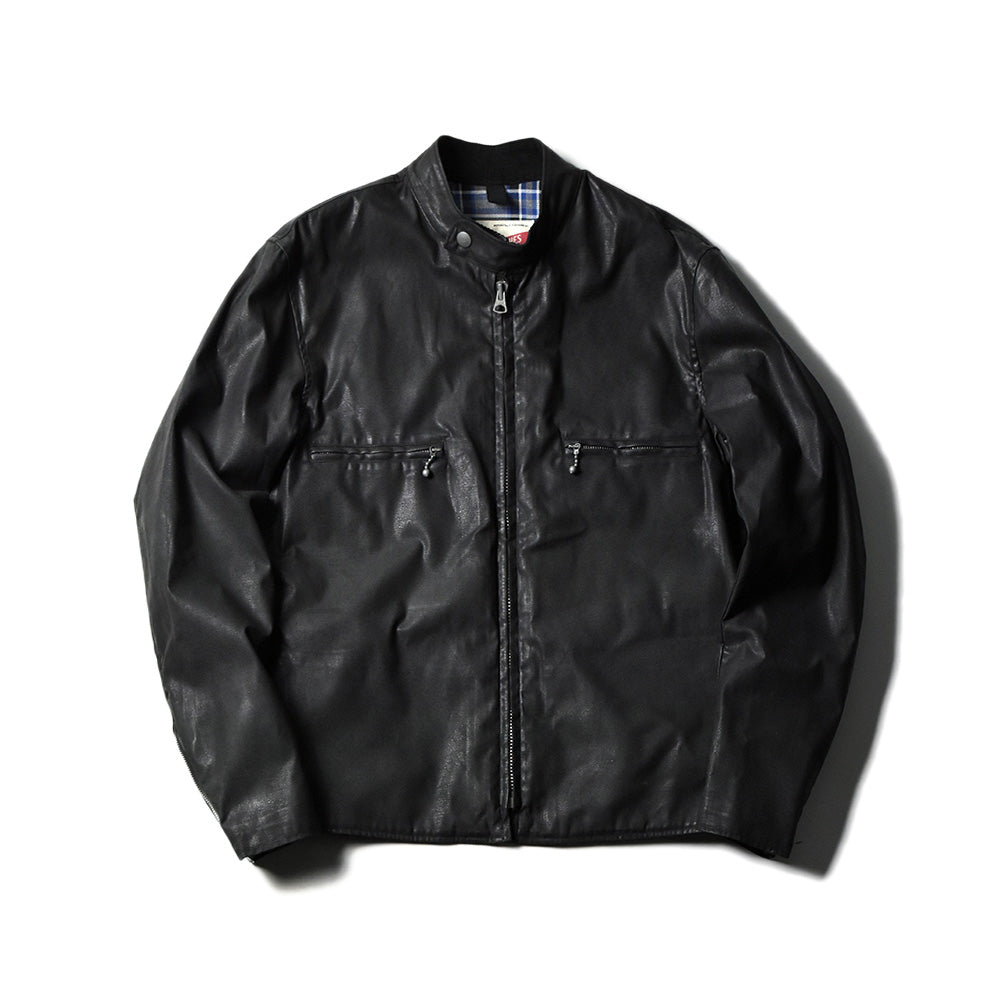 May club -【Addict Clothes】AD-WX-04 WAXED CLUBMAN JACKET