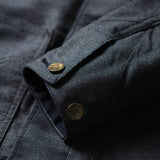 May club -【WESTRIDE】MR GENERATE JACKET - NAVY