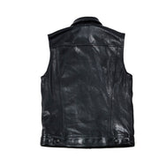 May club -【WESTRIDE】GOAT SKIN DEAN VEST