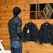 May club -【Addict Clothes】AD-WX-01 WAXED RESISTANCE JACKET