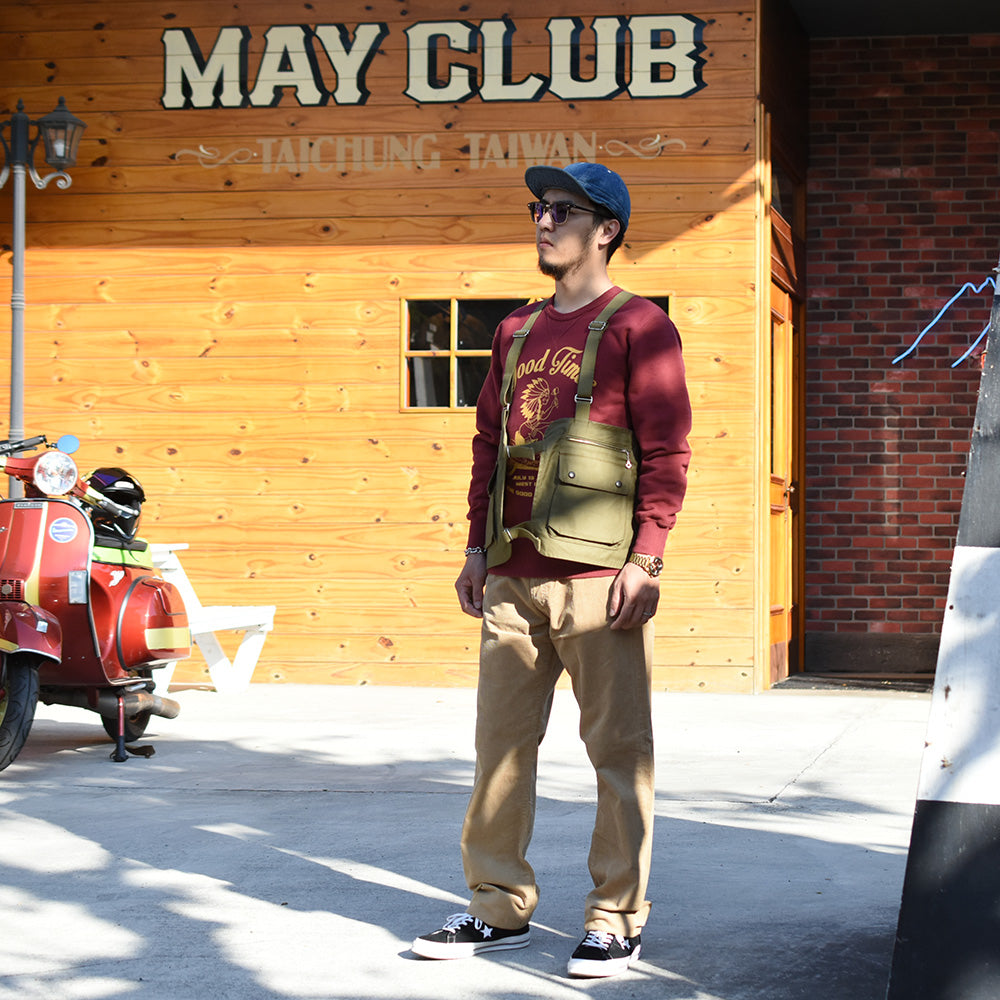 May club -【WESTRIDE】WR1965 CORDS - BEIGE