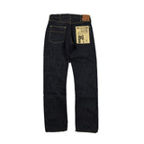 May club -【Trophy Clothing】1608 W KNEE NARROW DIRT DENIM