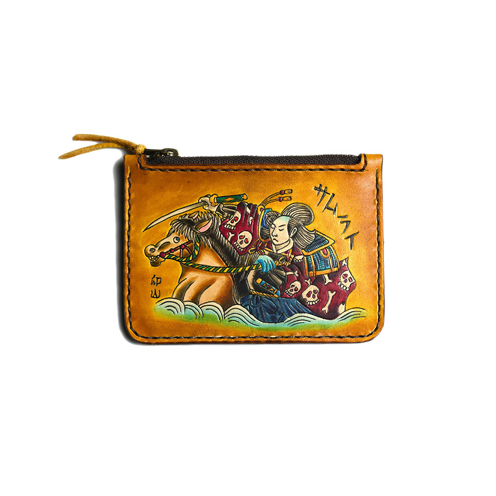 May club -【GDW Studio】COIN CASE - SAMURAI