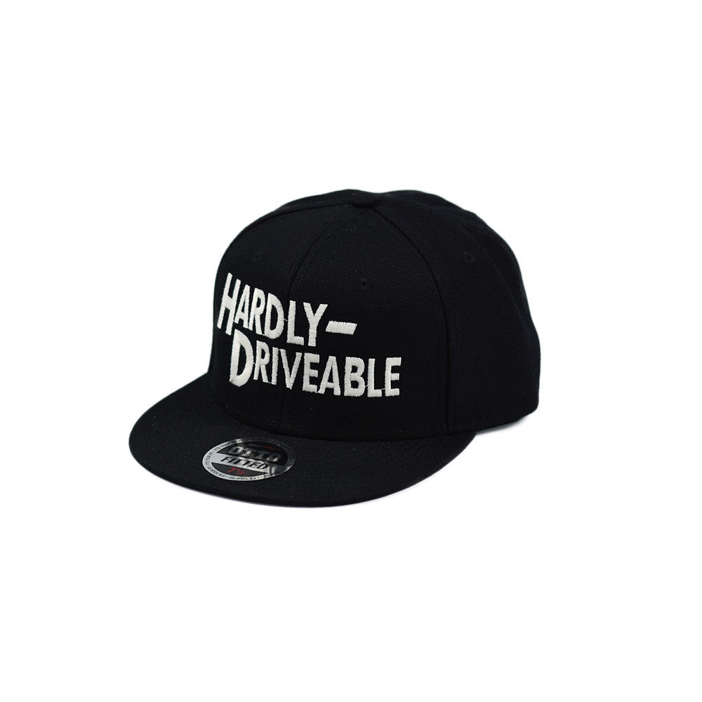 May club -【HARDLY-DRIVEABLE】HARDLY FITTED CAP