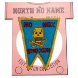 PATCH - NO NOX/STOP HERE