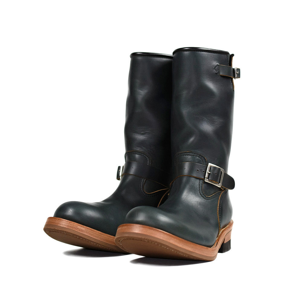 May club -【Addict Clothes】AD-S-01 ENGINEER BOOTS - DARK BLUE