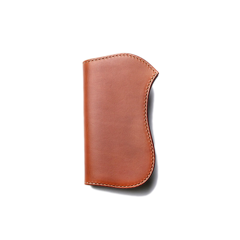 May club -【ATELIER CHERRY】CUSTOM 13 LONG WALLET - TAN