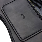 May club -【ATELIER CHERRY】CUSTOM 13 LONG WALLET - BLACK