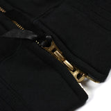 May club -【WESTRIDE】HEAVY WEIGHT FULL-ZIP HOODIE:REVOLUTION 69 (BLACK)