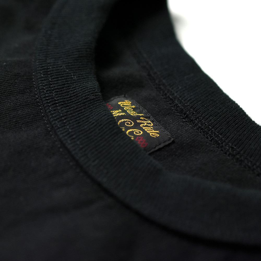 "May club -【WESTRIDE】""TRADITION CYCLE MFG"" TEE - BLACK"