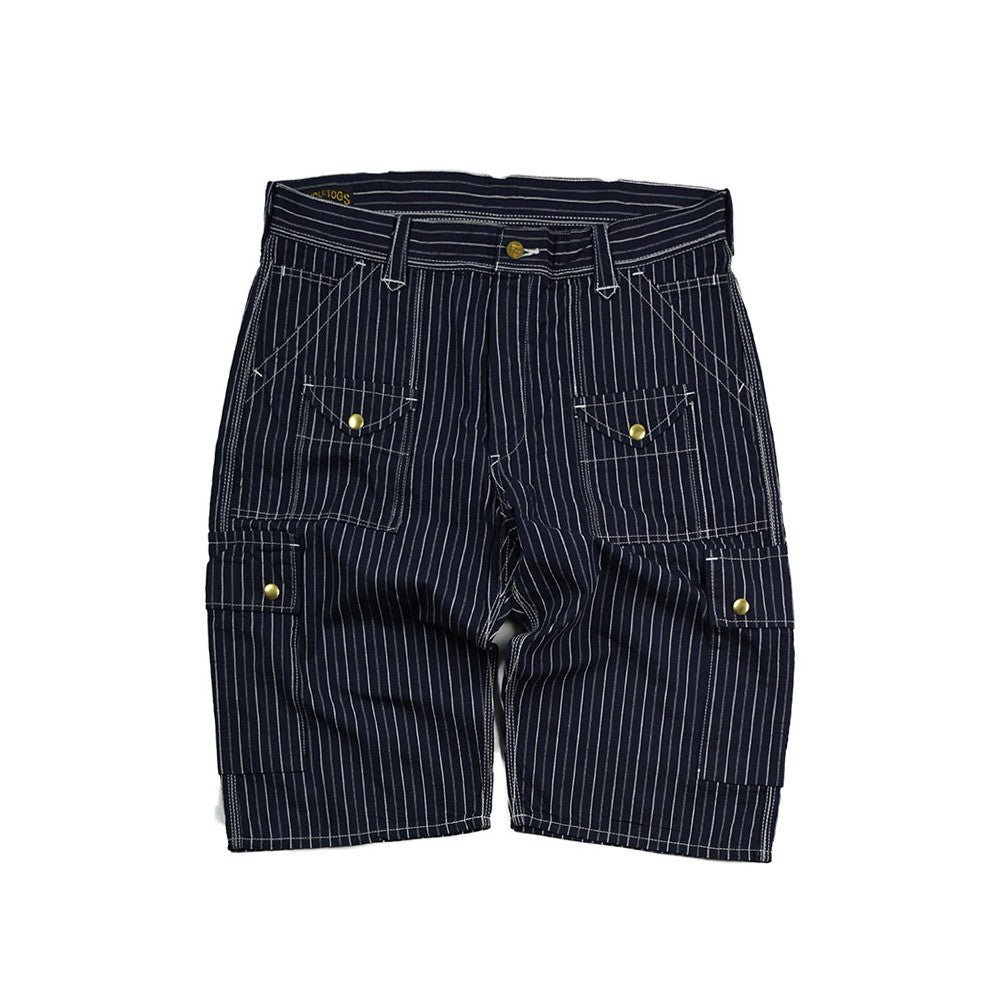 May club -【WESTRIDE】10PKT WORK SHORTS