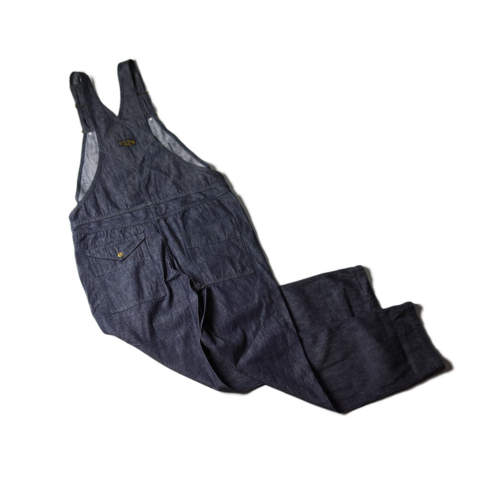 May club -【WESTRIDE】CYCLE OVERALLS - BLUE