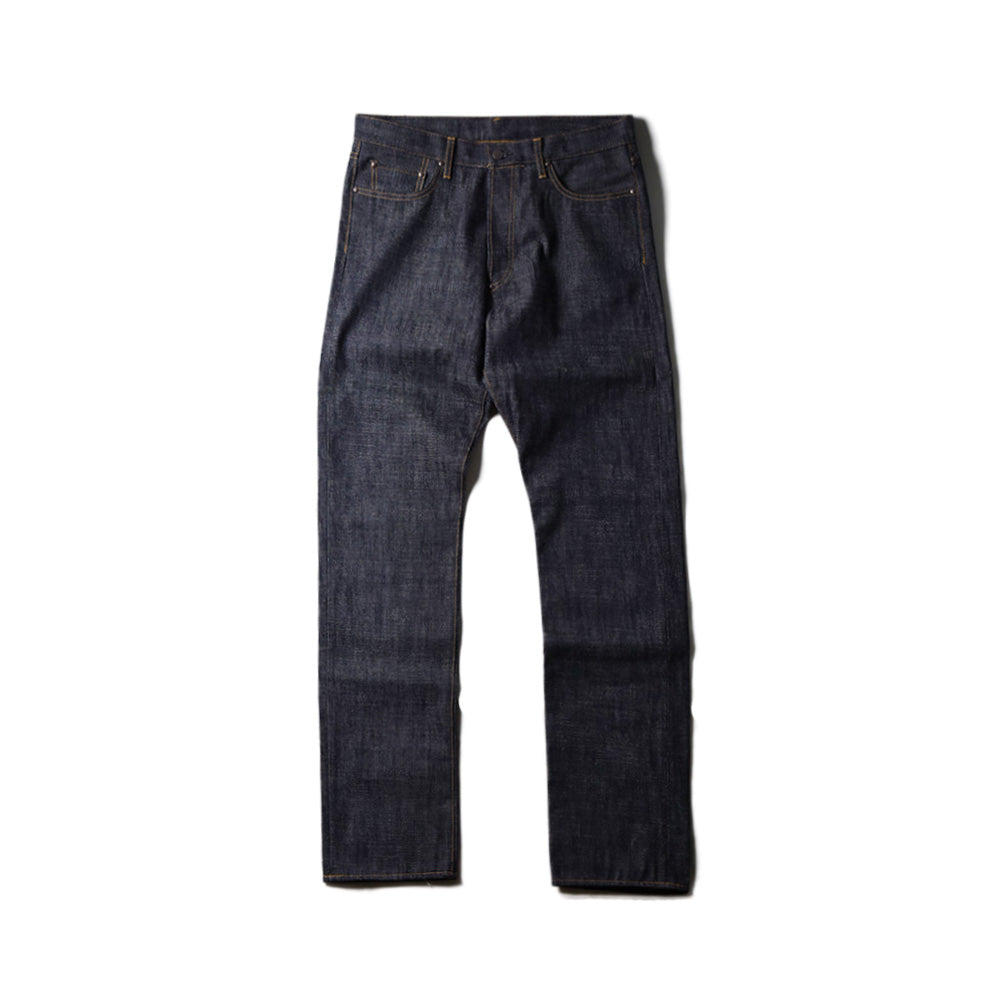 May club -【CxTxM】CxTxM SWASTIKA DENIM PANTS - BLUE