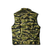 May club -【CxTxM】CxTxM SWASTIKA CAMO VEST