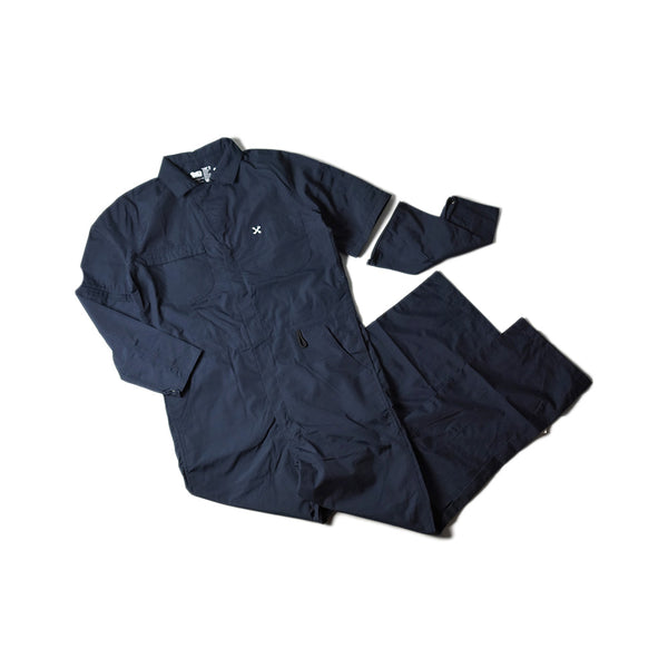 LIGHT WEIGHT COVERALL - NAVY