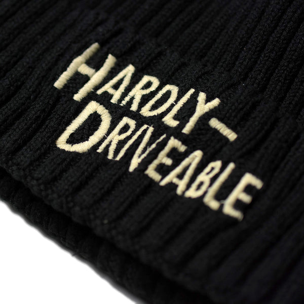 HARDLY KNIT CAP